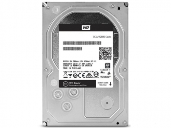 Жесткий диск 4TB Western Digital WD Black WD4004FZWX