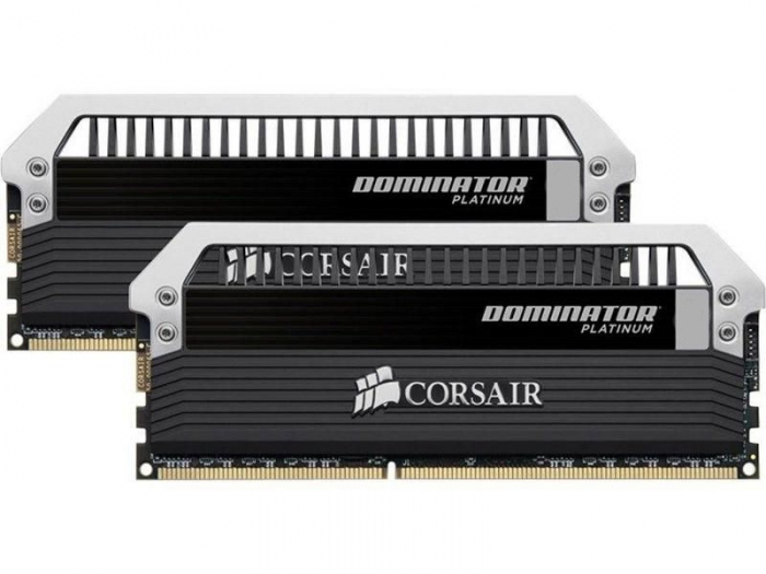 DIMM 16Gb (2*8Gb) DDR4-2666 Corsair CMD16GX4M2A2666C15 Dominator Platinum