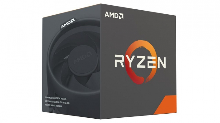 Процессор AMD Ryzen 5 2600 BOX (6*Cores/3400MHz/AM4/L3 16384Kb)