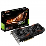 Видеокарта GIGABYTE GeForce GTX 1070 G1 GAMING 1620Mhz (GV-N1070G1 GAMING-8GD) 8192Mb 8008Mhz