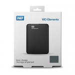 "Внешний жесткий диск USB 3.0 2.5"" 3TB Western Digital WDBU6Y0030BBK-WESN Elements Portable"