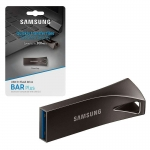 Флешка USB 3.1 128GB Samsung MUF-128BE4 BAR Plus Titan Grey