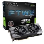 Видеокарта EVGA GeForce GTX 1080 FTW2 DT GAMING 1607Mhz (08G-P4-6684-KR) 8192Mb 10008Mhz